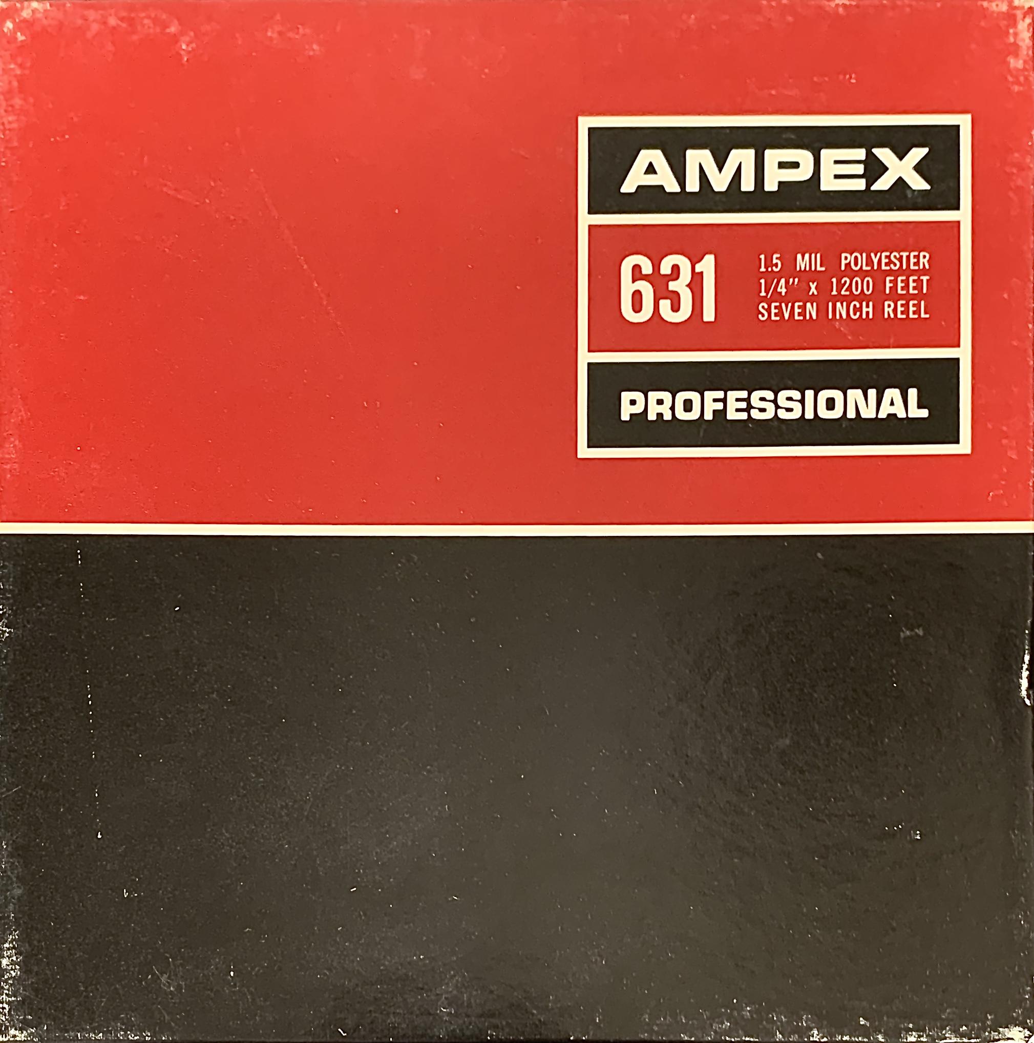 Ampex-631-Reel-Tape-Box