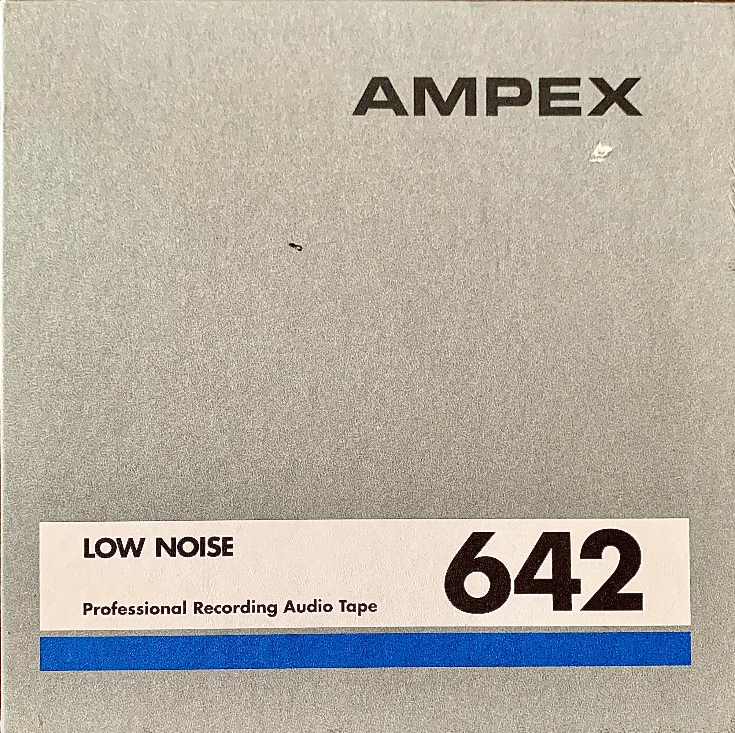 Ampex-642-Tape-Box